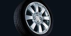 Диски литые R15 легкосплавные дизайн 8 лучей для Opel Astra H