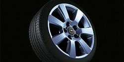 Диски литые R16 легкосплавные дизайн 7 лучей для Opel Astra H, Opel Zafira B