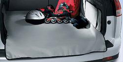 Коврик в багажник Opel Vectra C Универсал