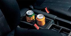 Подстаканник для Opel Vectra C с подлокотником