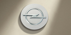 Центральный колпачек ступицы диска Opel Vectra C
