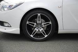 Диски литые R19 легкосплавные двухцветные дизайн ST10 для Opel Insignia