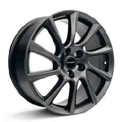 Диски литые R20 легкосплавные черные дизайн Turbo Star-Design schwarz для Opel Insignia
