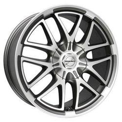 Диски литые R19 легкосплавные дизайн XA mistral anthracite polished matt для Opel Insignia