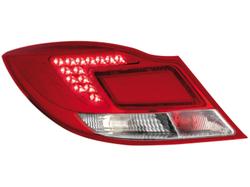 Фонари задние Opel Insignia Седан красного цвета LED (светодиодные)
