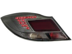 Фонари задние Opel Insignia Седан дымчатого цвета LED (светодиодные)