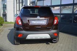 Глушитель Opel Mokka справа ко всем двигателям