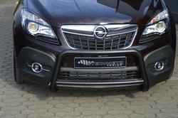 Решетка радиатора Opel Mokka
