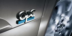 Эмблема OPC Line на крышку багажника