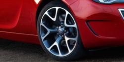 Диски кованые R20 легкосплавные дизайн OPC Line 5 Y-образных лучей для Opel Insignia