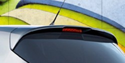 Спойлер на крышу Opel Corsa D 3-х дверная в стиле OPC Line