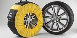 Чехлы для колес Opel 14-18 дюймов