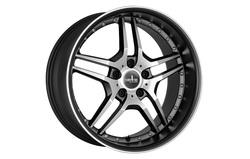 Диски литые R20 легкосплавные Corniche Vegas Bright-Silver-Polished/Inox-Lip для Opel Insignia