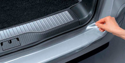 Защитная пленка на бампер Opel Zafira B