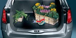 Коврик в багажник Opel Zafira B