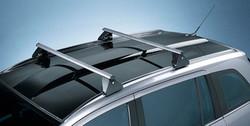 Багажные дуги для Opel Zafira B с рейлингами
