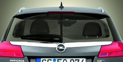 Защитные шторки на заднее окно Opel Mokka