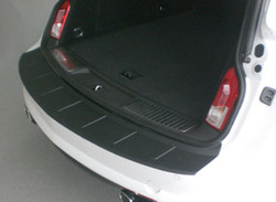 Накладка на бампер задний Opel Astra J Sports Tourer