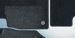 Коврики в салон Opel Insignia Хэтчбек, Седан, Sports Tourer (рестайлинг) ворсовые черные