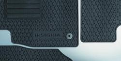 Коврики в салон Opel Insignia Хэтчбек, Седан, Sports Tourer (рестайлинг) резиновые