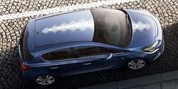 Акцентные полосы экстерьера Opel Corsa E 5-дверная Rock Silver