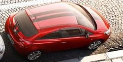 Акцентные полосы экстерьера Opel Corsa E 5-дверная Carbon Flash