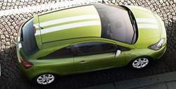 Акцентные полосы экстерьера Opel Corsa E 5-дверная Casablanca White