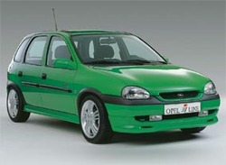Адептер антенны Opel Corsa B