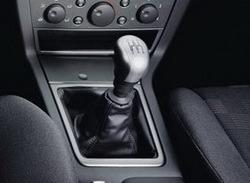 Накладка на консоль КПП Opel Vectra C