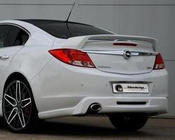Спойлер задний Opel Insignia Седан в стиле Kampala
