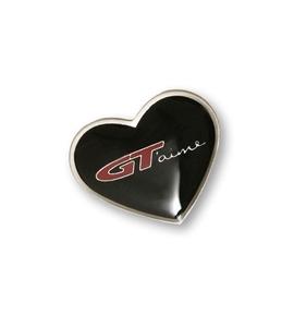 Ручка Opel GT`aime сердце