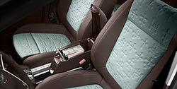 Подлокотник для Opel Meriva B черного цвета