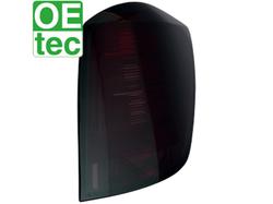 Фонари задние Opel Astra H Универсал черного цвета LED (светодиодные)