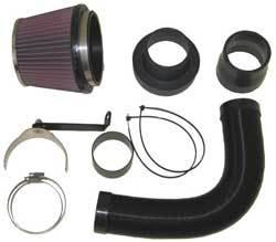 Система холодного впуска Opel Astra H с двигателями 1.4i / 1.6i 105 л.с. / 1.8i и Opel Zafira B 1.8i