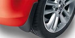Брызговики задние Opel Corsa E